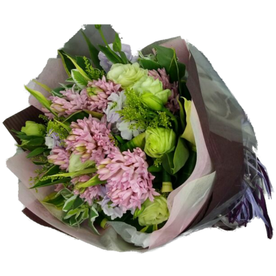Hyacinth Flowers Bouquet